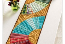 Quilt Table Runners / by Pat Sloan