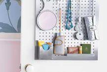 Organize / by Jenny Beck Mortenson