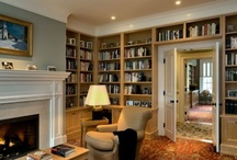 Library Room / by Janet Cooper-Bridge