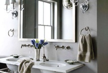 Bathroom / Baths that inspire / by Alice Lane Home Collection