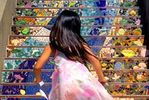 Mosaic Mastery / The Andamento of the Tesserae / by Pearl Mrkrabsismydad