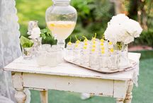 Parties showers weddings / by Terri DesRoches