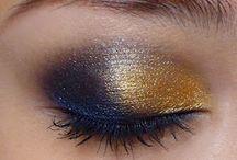 Pretty makeup and nails  / by Ashley Rakus