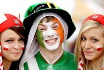Irish Fans Euro 2012 / by James O'Sullivan