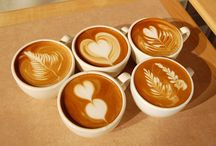 Latte Designs / by Cafe Campesino