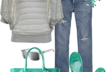 Dressing code - Turquoise / Aqua / by qt. cheezelener