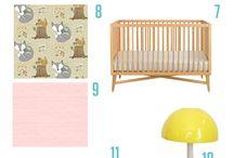 Girl nursery / Woodland / by Heather Linehan (Kamp)
