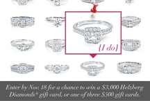Helzberg Diamonds' PINgagement Giveaway / by April Crisafulli