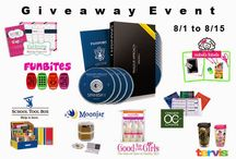 Giveaways / by Maria Gagliano