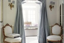 Curtains + Blinds / by hippo potamuse