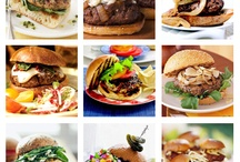 Oinkfeast -winter session- Burger Extravaganza! / carbohidratos y placer / by Baron Von Ponce