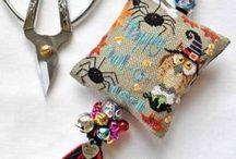 Barbara Ana Designs Cross Stitch / by Stitch and Frog Cross Stitch