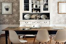 dining room / by Rebecca Sherman