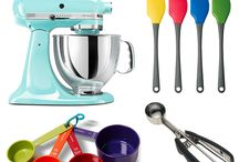 Kitchen gadgets and gizmos / by Mary Winters