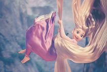 becca's tangled / by Abby Guthrie