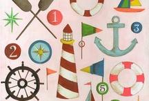 nautical / by jennifer davis