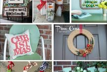 Christmas Crafts / by Lindsey Farnam