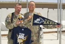 Zippy on Walkabout / Going someplace?  Don't forget Zippy!  Take a snap shot and be sure to send it to us at alumni@uakron.edu.    You might even make it into Akron magazine! / by UA Alumni Association