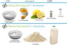 Salad Dressings / by Ky Rose