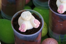 Easter Party Inspiration / Ideas for an Easter party and crafts. / by Lynlee's