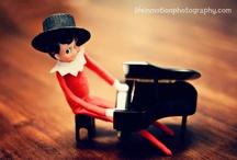 Mini piano / by Baan Ukulele Hawaii