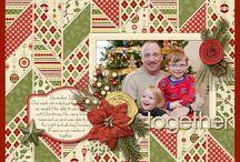 Scrap Happy - Christmas/Winter / by Belva Sikes
