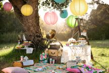 Summer - Party /Outdoor Activities / Games / DIY Crafts  / by Tonette B