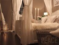 bedroom ideas / by Katie Kelly