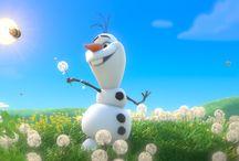 Disney's Frozen / by Katherine Cornwell