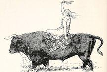 Black Bull of Norroway / by Gypsy Thornton