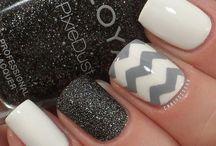 **Nail Designs** / by Sarah Tanner