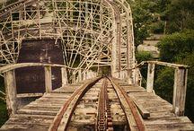 Abandon Amusement Parks / by Sharon Munday