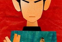 Star Trek / by Russ Dixon