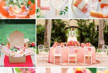 Abby + Ellis / Oh yes, I made a board for this wedding!  / by Ashley Henry
