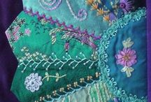 Crazy Quilt references / by Laura Norris
