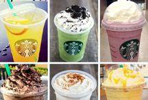 Starbucks / Drinks  / by Morgan Burkhart
