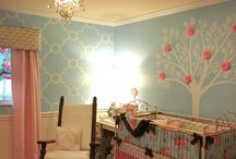 baby rooms / by Tammy Manley