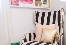 The 'Every Girl' Chic / For The Young At Heart Style - Bold, Bright and Beautiful Rooms That Lift Your Spirit / by Jacque Reid