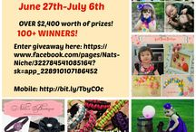 Giveaways!!!! / by Rylie Origon