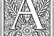 Adult Coloring Pages / by Ashley Honts