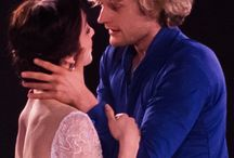 Meryl & Charlie / Hashtag Twizzlers: devoted to Meryl Davis & Charlie White; US ice dancing gold medalists. / by Ruby Lite