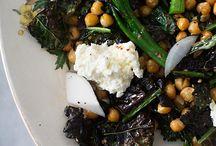 Warm salads / by SaladPride by David Bez