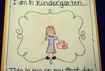 Kindergarten  / by Sara Depp