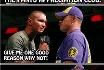 WWE <3 / by Kelli Rosales