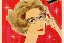 Vintage Eyewear Ads / by GUNNAR Optiks