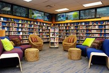 Teen Room Makeover!  / A new teen room is in the works and we need some fun new furniture! / by Bernards Township Library