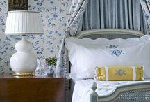 Style Inspiration: Gustavian / by Sarah Barrett