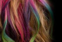 HAIR / by Kelli Rice-Marcon