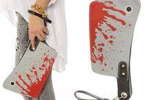 Acces. (bolsas) keeps bags nightmares / by Elizabeth Morten