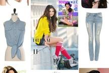 Celebrity Fashion Inspirations / by Ashley Galbreath
